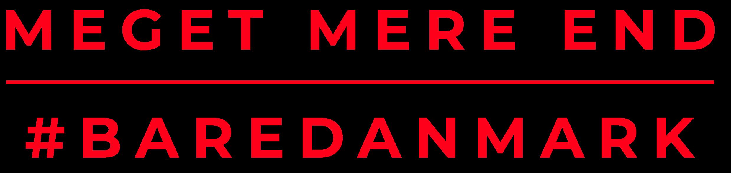 Meget mere end bare Danmark logo